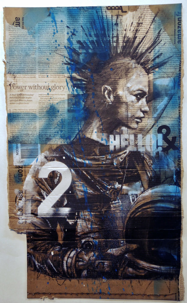 Guy Denning: Space Punk #2