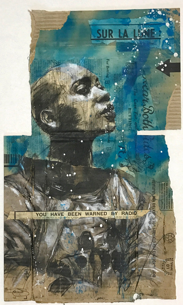 Guy Denning: Space Punk #7