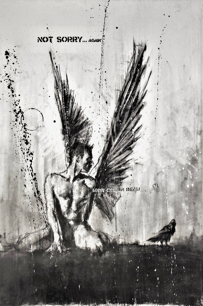 Guy Denning: See their feather, see their wing