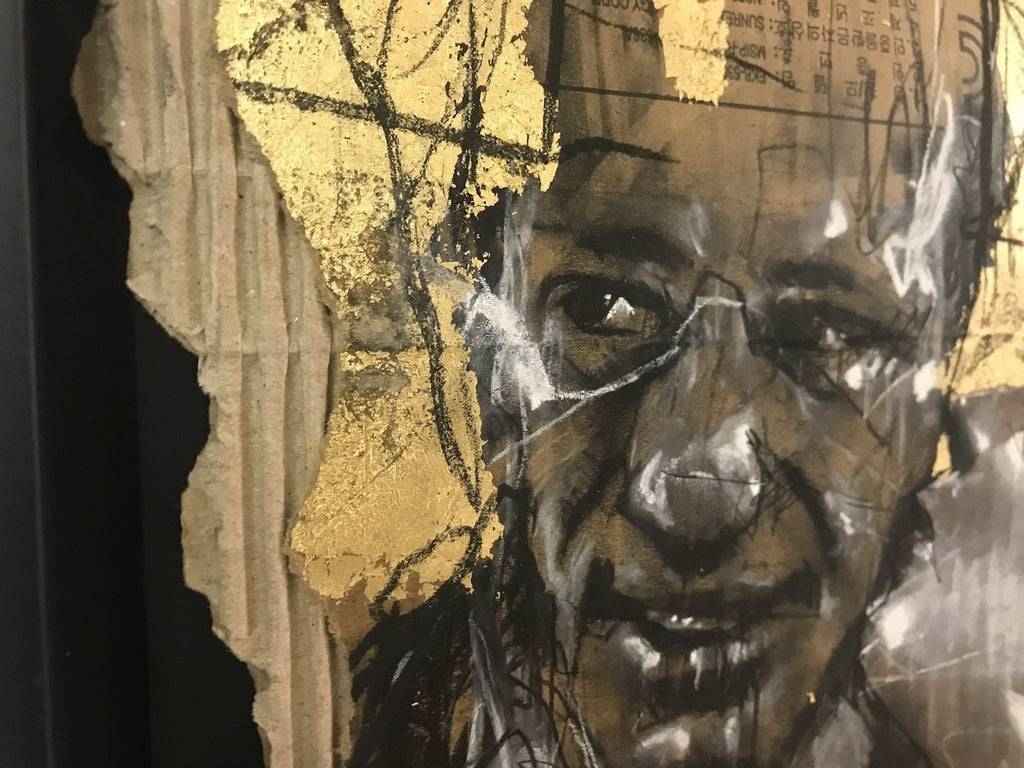 Guy Denning: From a lost loved imaginary past