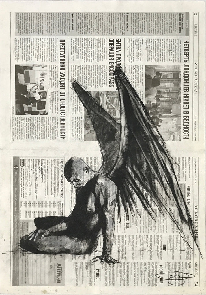 Guy Denning: Angel (3164)