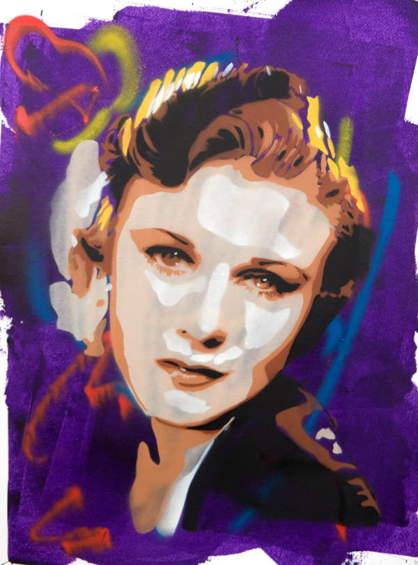 BTOY: Ginger Ale - prettyportal artshop, limited edition prints, urban contemporary art, streetart