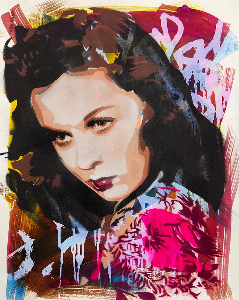 BTOY: Forbidden fruit II - prettyportal artshop, limited edition prints, urban contemporary art, streetart