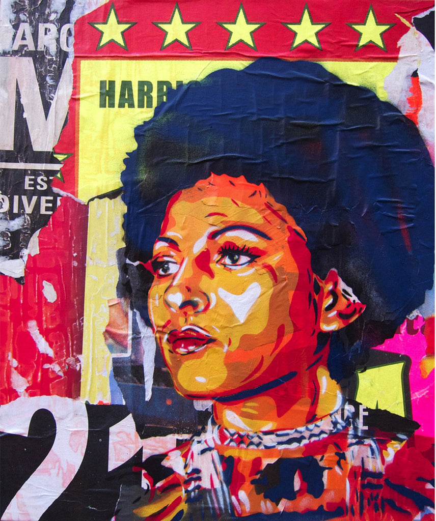 BTOY: Blaxploitation - prettyportal artshop, limited edition prints, urban contemporary art, streetart