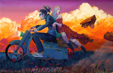 Natalia Rak : Chasing the sun