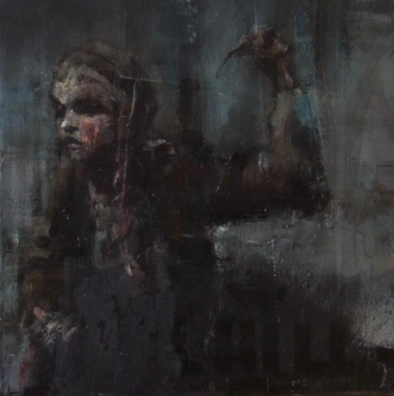 Guy Denning: Religious paintings for poeple with no faith