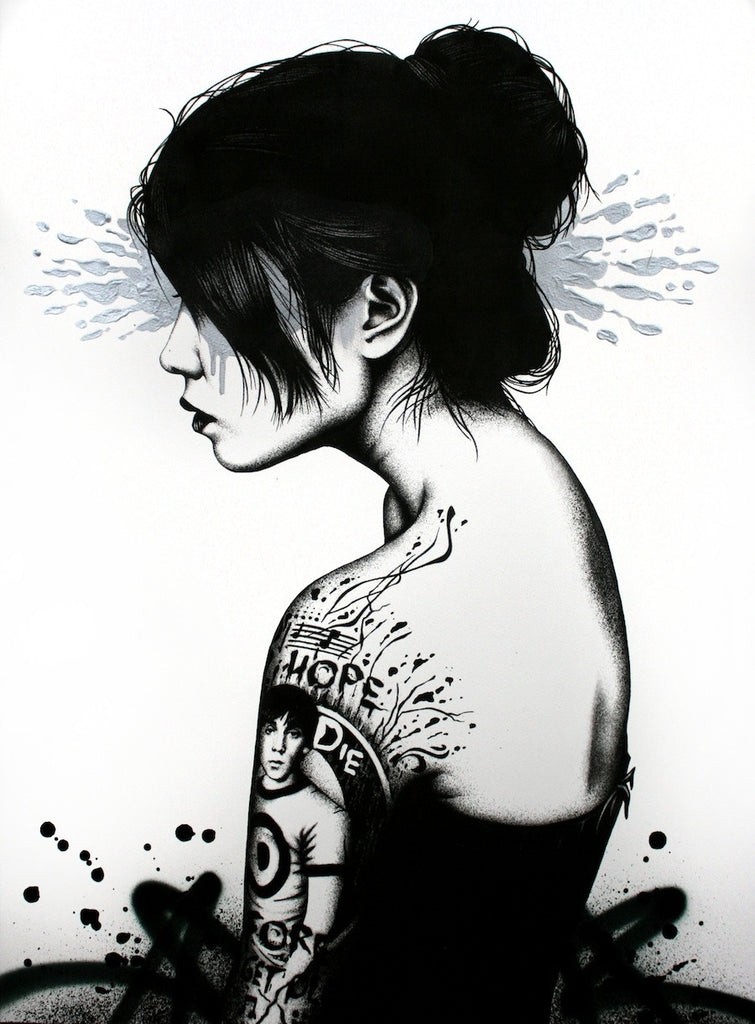 FIN DAC - Moonchild (moon silver)
