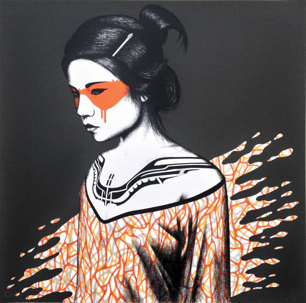 FIN DAC - Tanana (orange)