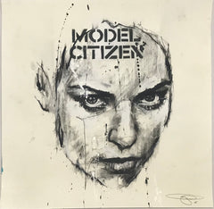 Guy Denning: Model Citizen  - sailing through
