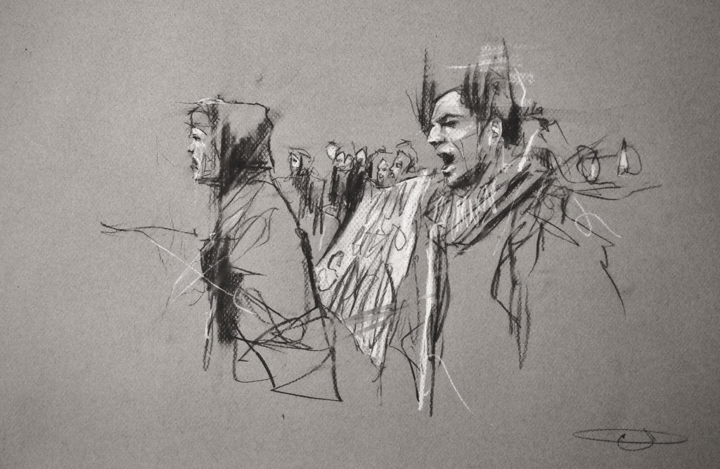 Guy Denning: occupy (vie di Bologna)
