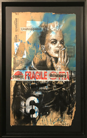 Guy Denning: Space Punk #6