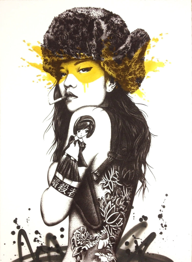 FIN DAC - Killer Instinct (gold)