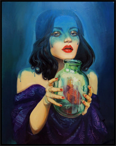 Natalia Rak : Forgotten feelings