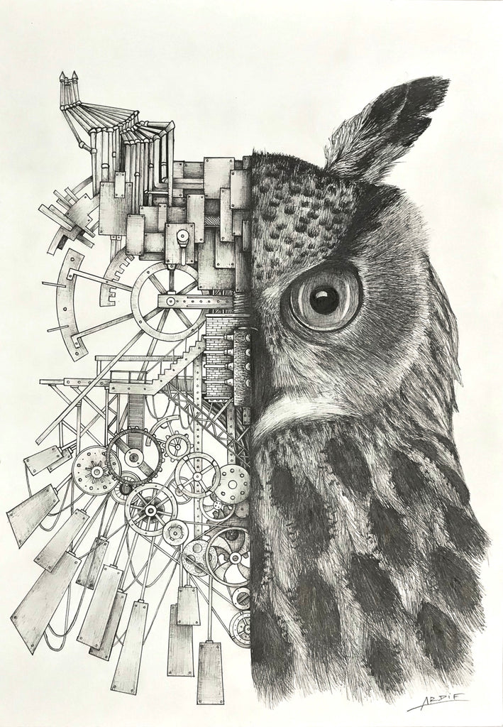 ARDIF - Owl Mechanimal