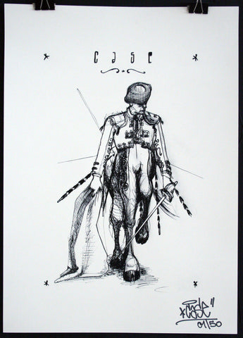case : MADATORO - prettyportal artshop, limited edition prints, urban contemporary art, streetart