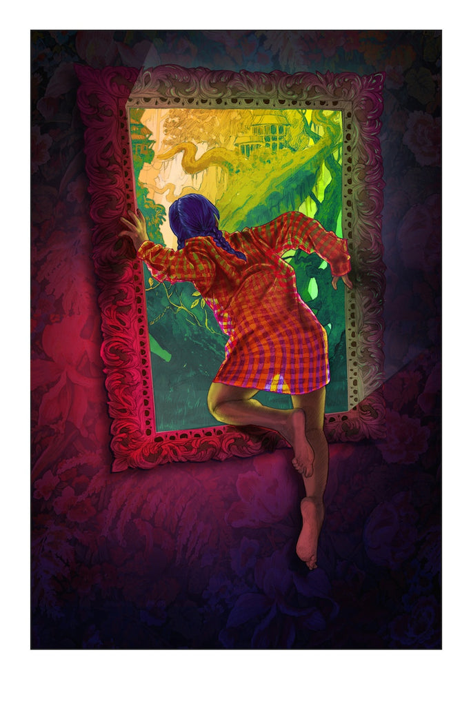 Natalia Rak - Through the looking glass