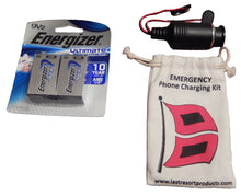 Last Resort Emergency Phone Charger Kit - FAMILY 5 PACK