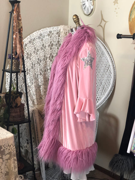 Stardust Duster in Pink