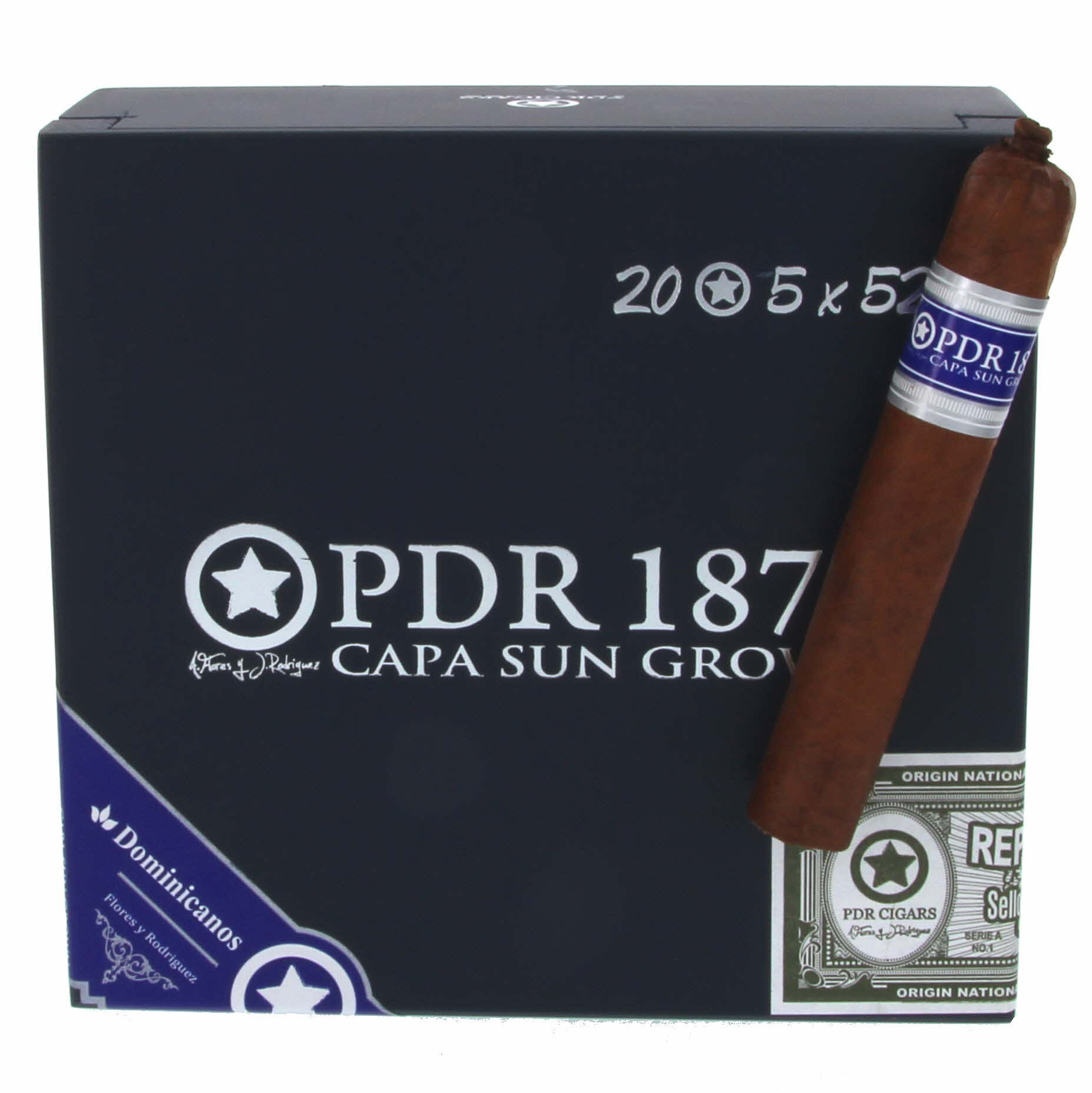 PDR 1878 Sungrown Robusto