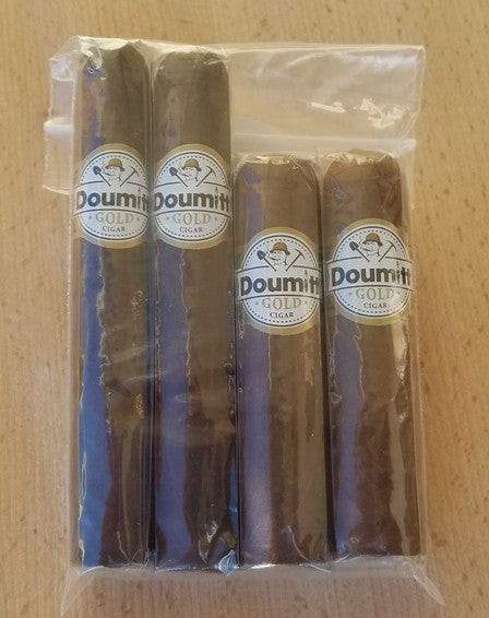 Doumitt Gold Cigar Sampler Pack