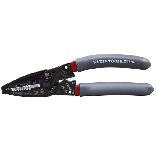 Klein Tools 1019 Klein-Kurve® Wire Stripper/Crimper Multi-Tool - Edmondson Supply
