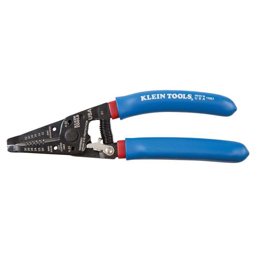 Klein Tools 11057 Klein-Kurve® Wire Stripper and Cutter - Edmondson Supply