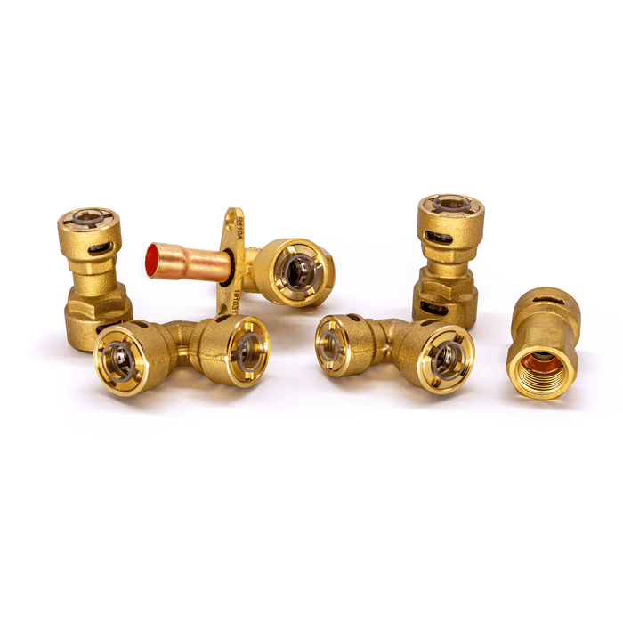 "RectorSeal 87044 PRO-Fit™  1/2"" Quick Connect Service Valve"