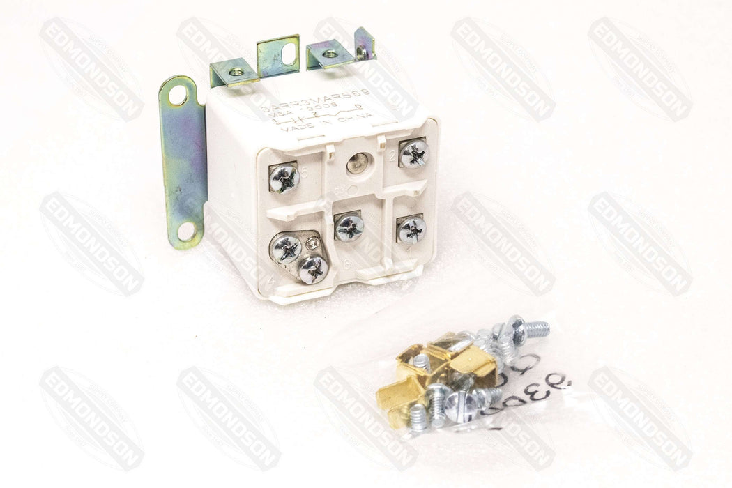 MARS 19008 69 Universal Potential Relay, 336V - Edmondson Supply