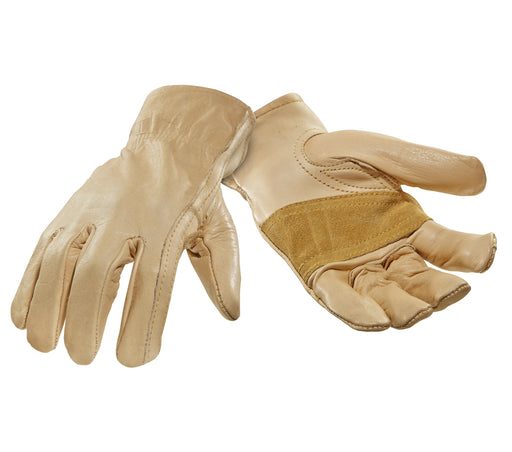 CLC 2053X Heavy-duty, Top Grain Cowhide Driver Work Gloves Size Extra Large