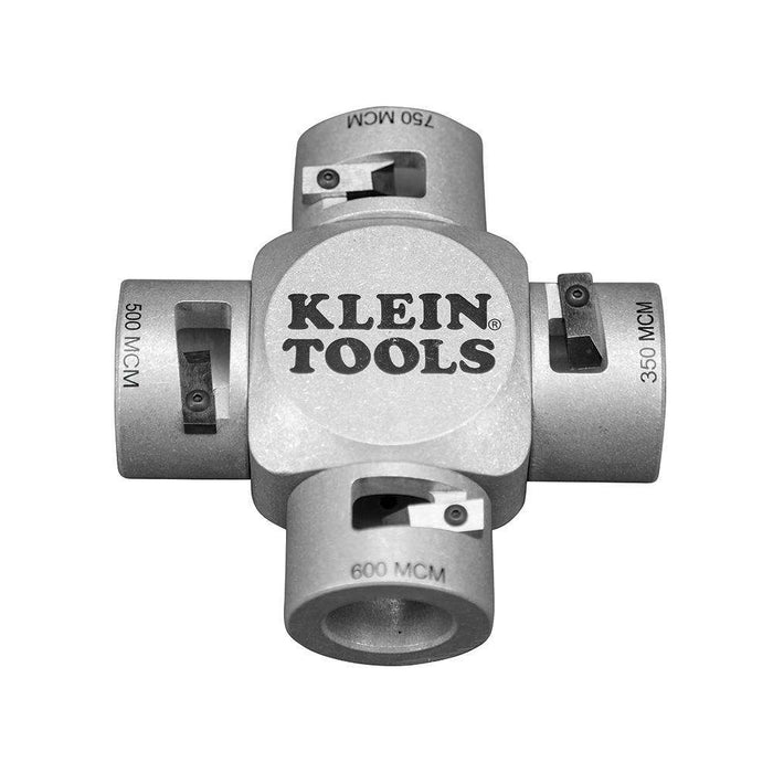 Klein Tools 21050 Large Cable Stripper (750 - 350 MCM) - Edmondson Supply