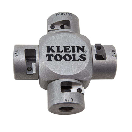 Klein Tools 21051 Large Cable Stripper (2/0-250 MCM) - Edmondson Supply