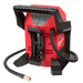 Milwaukee 2475-20 M12™ Compact Inflator (Tool Only) - Edmondson Supply