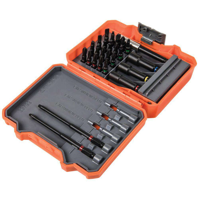 Klein Tools 32799 Pro Impact Power Bit Set, 26 Piece - Edmondson Supply