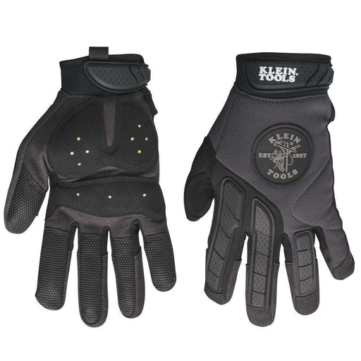 Klein Tools 40216 Journeyman Grip Gloves, Size Extra-Large XL - Edmondson Supply