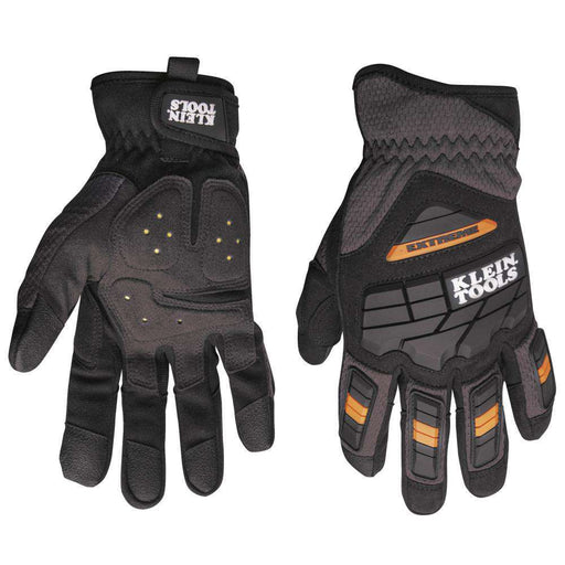 Klein Tools 40219 Journeyman Extreme Gloves, Size Extra-Large XL - Edmondson Supply