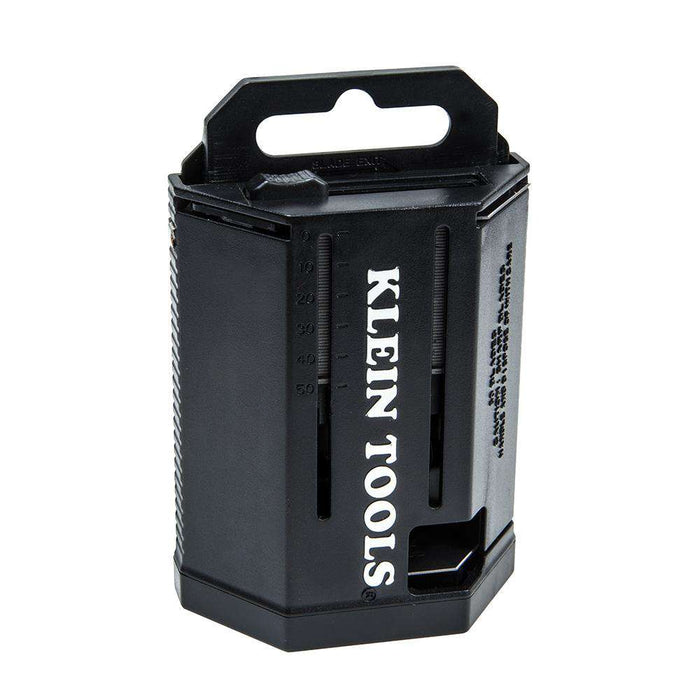 Klein Tools 44103 Utility Blade Dispenser with 50 Blades - Edmondson Supply