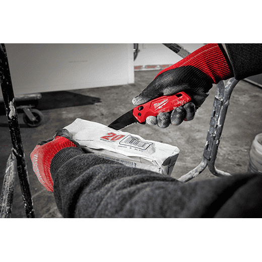 Milwaukee 48-22-1530 FASTBACK™ Spring Assisted Folding Knife - Edmondson Supply