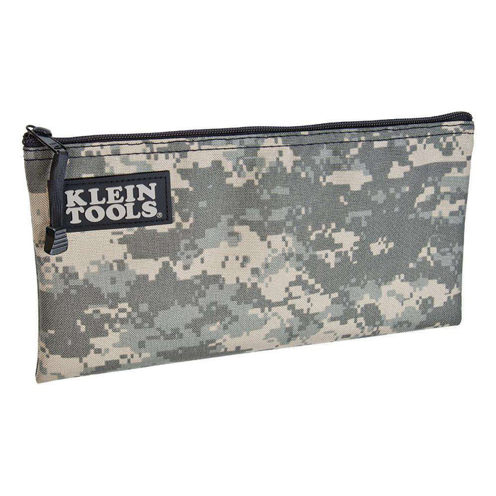 Klein Tools 5139C Camouflage Zipper Bag - Edmondson Supply