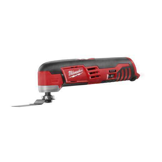 Milwaukee 2426-20 M12™ Cordless Oscillating Multi-Tool (Tool Only) - Edmondson Supply