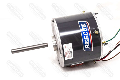 "US Motors 5462 Rescue 5.6"" Condenser Fan Motor, 208-230V, 1/3-1/6 HP, 1075 RPM - Edmondson Supply"