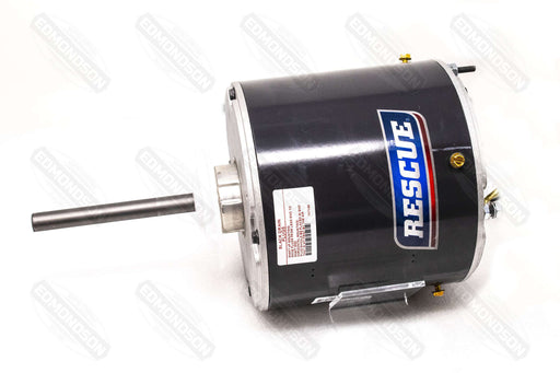 "US Motors 5464 Rescue 5.6"" Condenser Fan Motor, 208-230V, 1/3-1/6 HP, 825 RPM - Edmondson Supply"