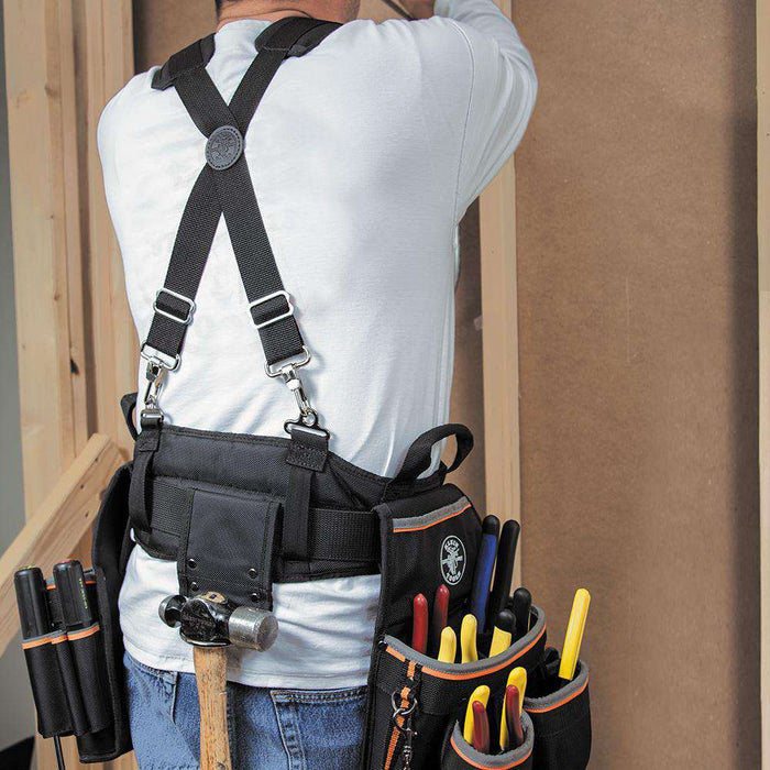 Klein Tools 55400 Tradesman Pro™ Suspenders - Edmondson Supply