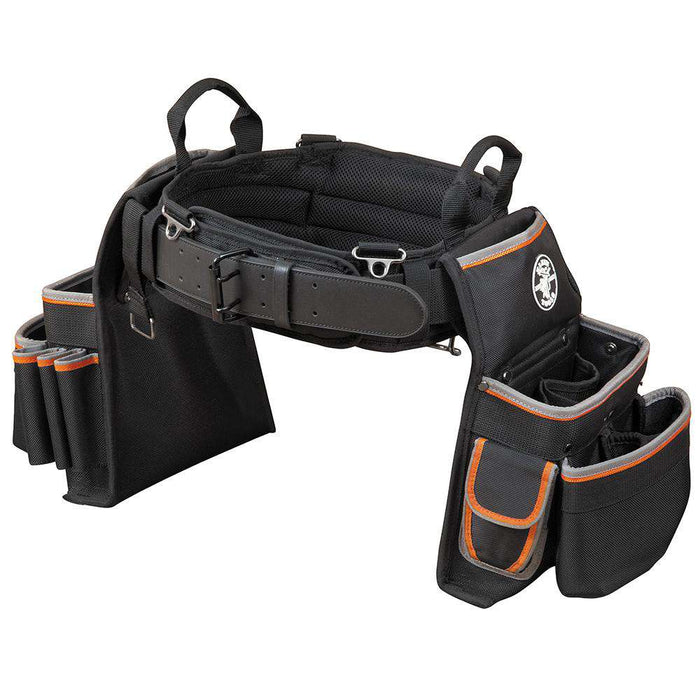 Klein Tools 55428 Tradesman Pro™ Electrician's Tool Belt, Large - Edmondson Supply