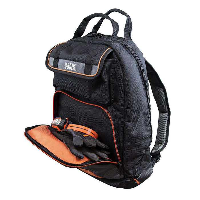 Klein Tools 55475 Tradesman Pro™ Tool Gear Backpack - Edmondson Supply