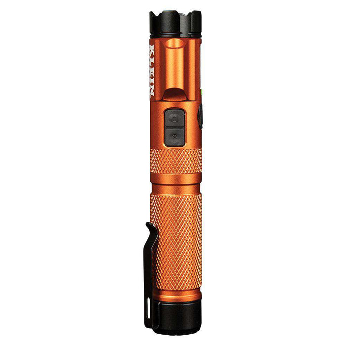 Klein Tools 56040 Rechargeable Focus Flashlight with Laser - Edmondson Supply