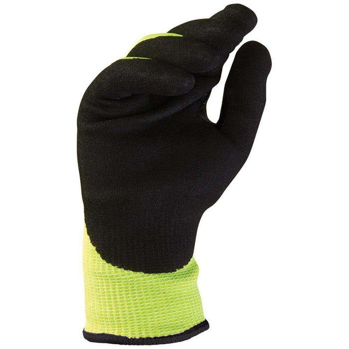 Klein Tools 60198 Work Gloves, Cut Level 4, Touchscreen, X-Large, 2-Pair