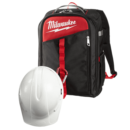 Milwaukee 48-22-8202 Low-Profile Backpack - Edmondson Supply