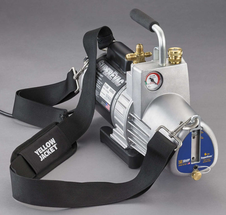 Yellow Jacket SuperEvac™ 6 CFM Vacuum Pump - Edmondson Supply