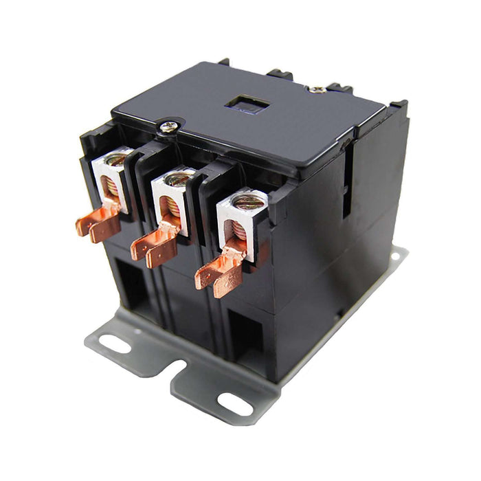 Packard C390C Contactor 3 Pole 90 AMPS 208/240 Coil Voltage - Edmondson Supply