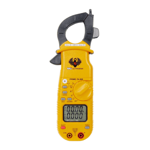 UEi DL369 Digital Dual Display Phoenix Clamp Meter